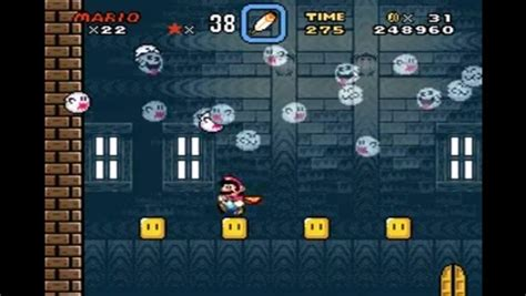 super mario world ghost house music games to get you into the halloween spirit