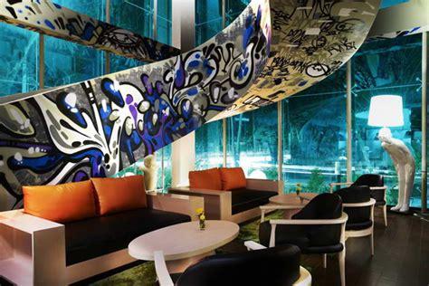 design hotels indonesia art inspired urban boutique hotel dzine trip