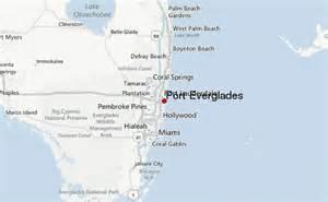map of port everglades florida port everglades location guide