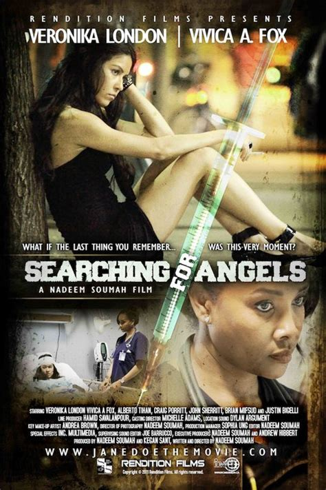 product model veronika london stars   gritty thriller searching  angels