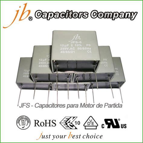 jb capacitor company jb capacitors company www jbcapacitors capacitores par 225 grafo motor de partida