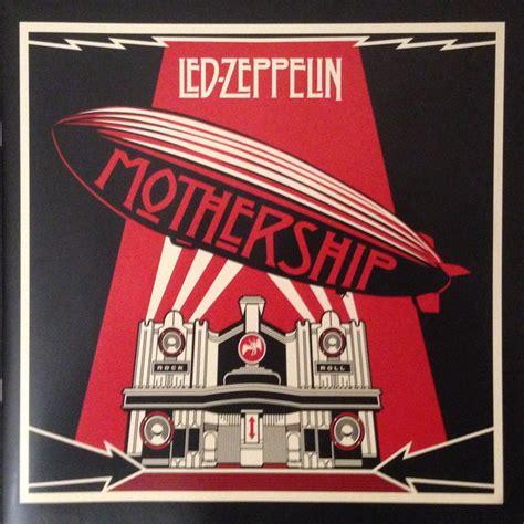 led zeppelin the best of led zeppelin mothership