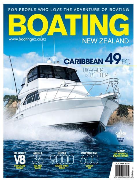 boating new zealand magazine pdf boating new zealand october 2018 pdf download free