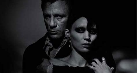 the girl with the dragon tattoo nude rooney mara gets for with the