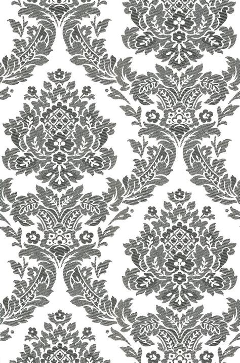 black victorian pattern 25 best images about wallpaper on pinterest allen roth