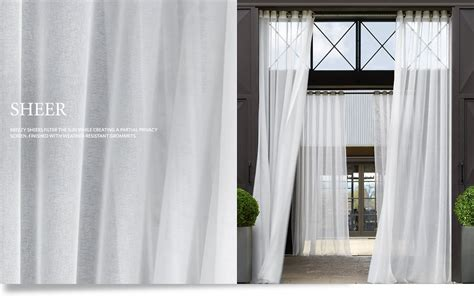 restoration hardware draperies drapery hardware collections restoration hardware