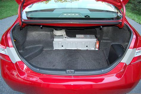 yesterdays hybrid car  tomorrows energizer battery