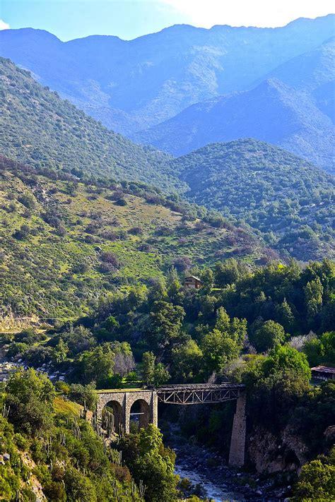 puente alto puente alto tsrcappleww puente alto el volcan railway wikipedia