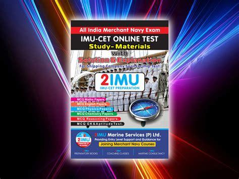Imu Mba Syllabus by Imu Cet Study Material 2018 Syllabus 2imu Imucet Books 2018