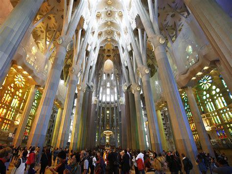 Sagrada Familia set to become tallest religious building
