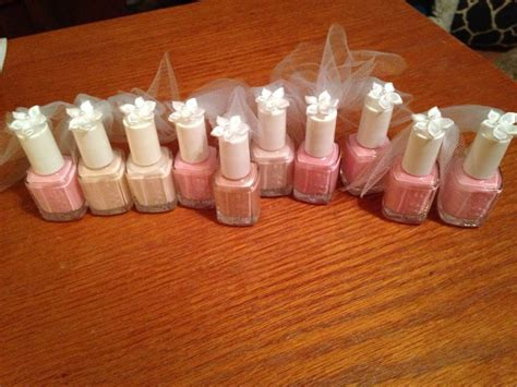 Wedding Shower Giveaways - bridgette s pick of the week nail polish favors