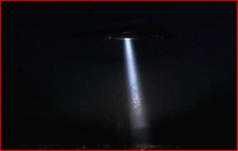 X Files With The Lights On by Mysterious Ufo Light Beam Witnessed In Burnett