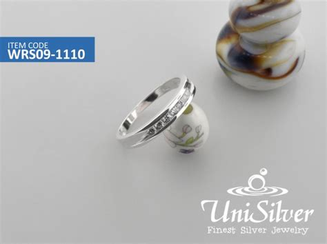 ring gt wedding and unisex ring gt wrs09 1110 silver