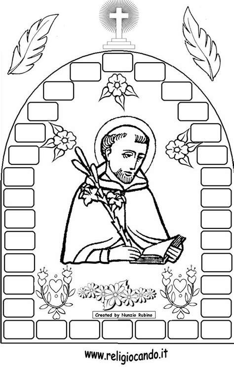 imagenes jueves santo para colorear peques y pecas colorea a nuestr s sant s
