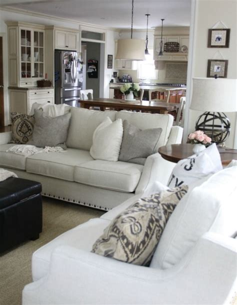 farmhouse family room family room reveal family rooms home and the o jays