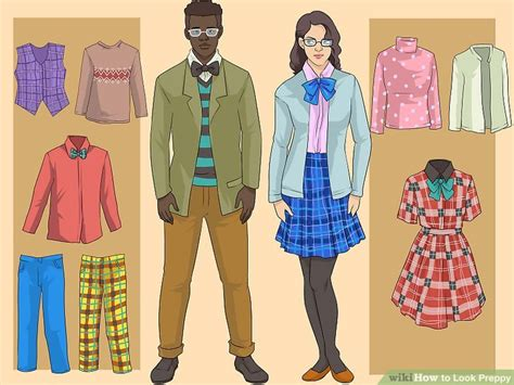 preppy meaning how to look preppy with pictures wikihow