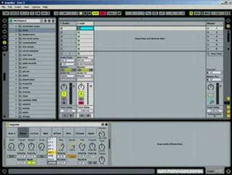 tutorial drum programming ableton live tutorial impulse drum programming