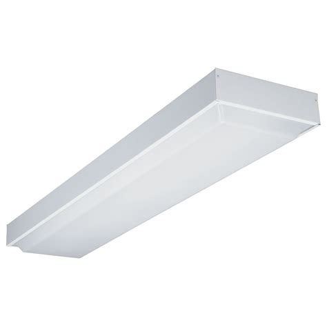 Fluorescent Ceiling Light Fixtures 48 Inch Fluorescent Ceiling Light Ebay
