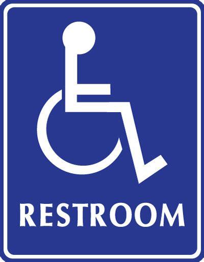 handicap bathroom sign 8x8 unisex handicap restroom handicap bathroom dimensions