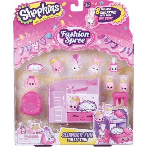 Shopkins Fashion Spree shopkins fashion spree deluxe pack wave 2 slumber