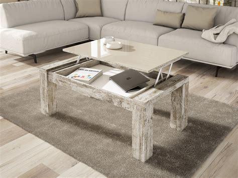 imagenes de mesas minimalistas mesa de centro elevable vintage