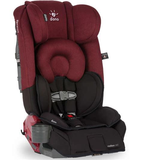 diono radian rxt convertible booster car seat black