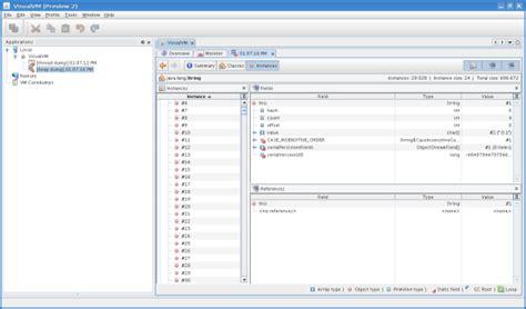 tutorial java visualvm monitorizaci 243 n y profiling de aplicaciones java con
