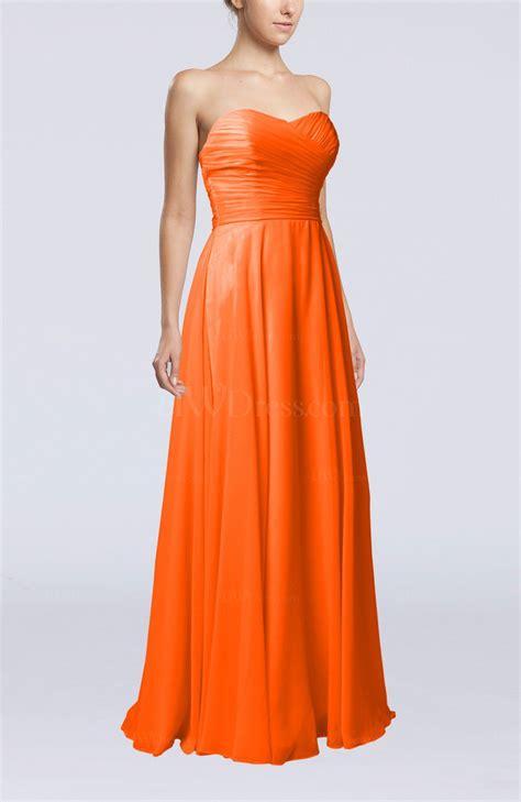 Sleeveless Plain Sheath Dress tangerine plain sheath sweetheart sleeveless backless