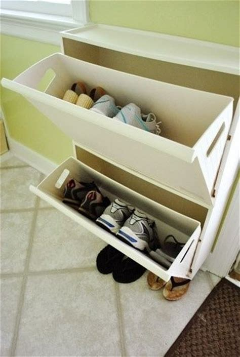 laundry room shoe storage ideas 14 best images about organize shoes on shoes