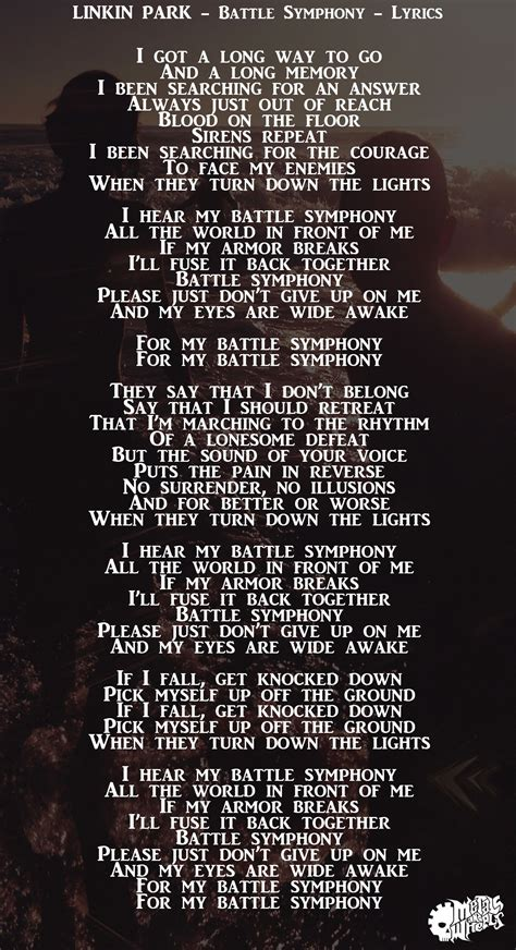 linkin park one more light songs battle symphony lyrics one more light linkin park