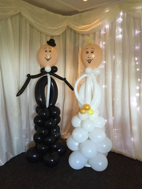 Balon Wedding Groom 295 best wedding chair covers balloons images on