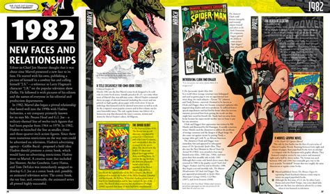 marvel year by year a visual history updated and expanded marvel chronicle tom defalco sanderson tom
