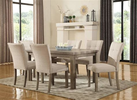 dining room sets nyc ultimate accents urban 7 piece dining set reviews wayfair