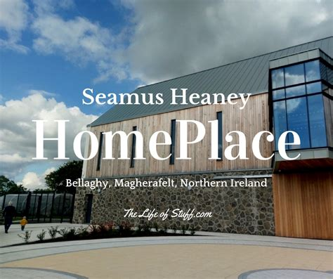 seamus heaney homeplace bellaghy derry northern ireland