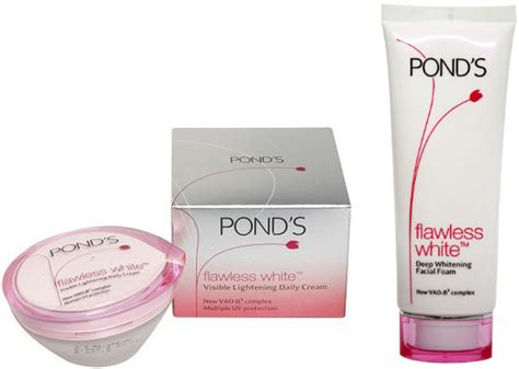 Ponds Visible Lightening Lotion ponds flawless white visible lightening daily with offer price in india buy ponds