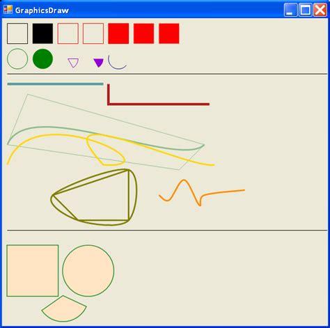 Drawing C Sharp by Shape And Transform Transform 171 2d Graphics 171 C C Sharp