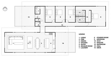 pavillion house plans amazing home overlooking the constantly changing seascape australia freshome com