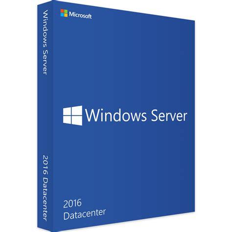 Server Microsoft microsoft windows server 2016 datacenter lizengo