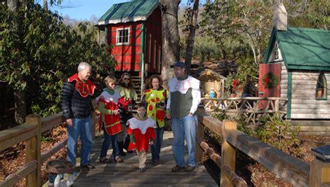 elf village tom sawyer christmas tree farm