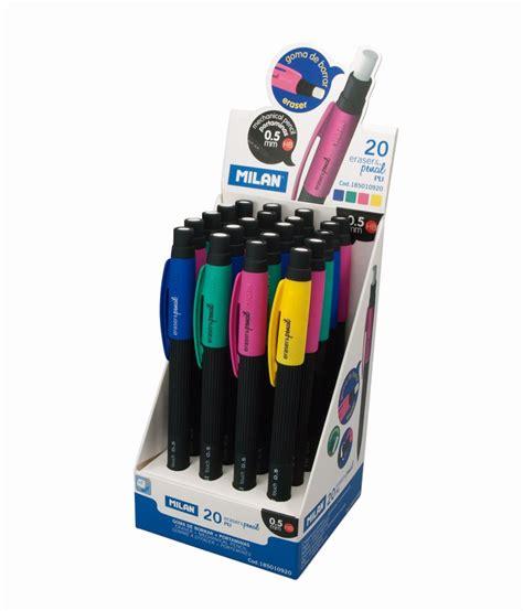 Milan Pl1 Mechanical Pencileraser Murah milan pl1 touch eraser pencil 0 5 mm buy at