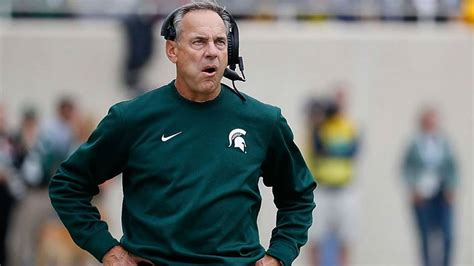 michigan state coach suspended michigan state s dantonio sheds few details on sexual