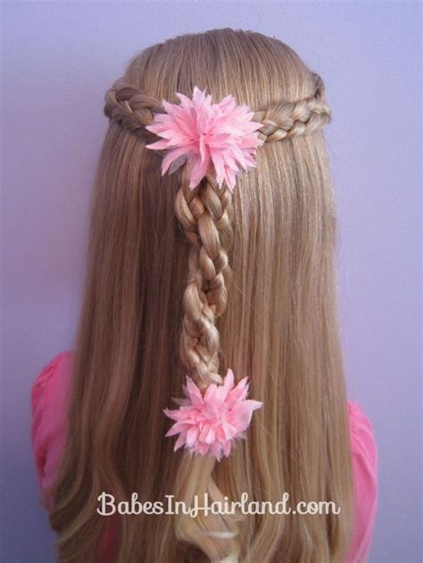 cute hairstyles little girl 28 cute hairstyles for little girls hairstyles weekly