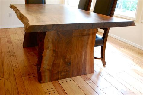 modern rustic modern dining tables other metro by