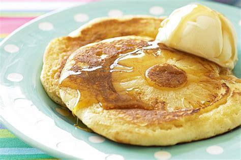 pineapple pancakes recipe taste com au