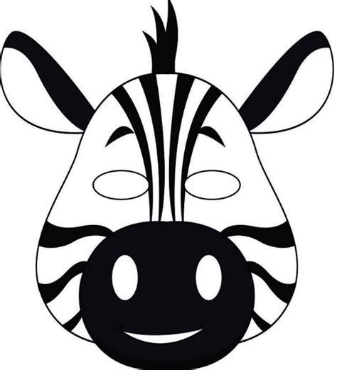 Animal Mask Masker Wajah Gambar Hewan cara membuat topeng bentuk binatang dari kertas untuk anak