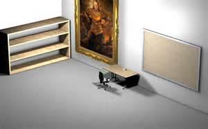Computer Desk Background Buttery Toast Desktop Tidy Wallpaper