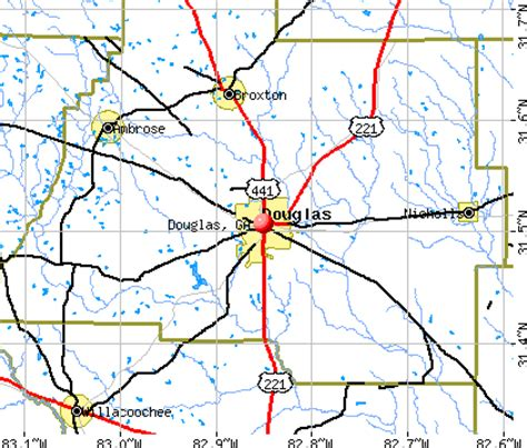 Douglas County Property Records Ga Douglas Ga 31533 31535 Profile Population