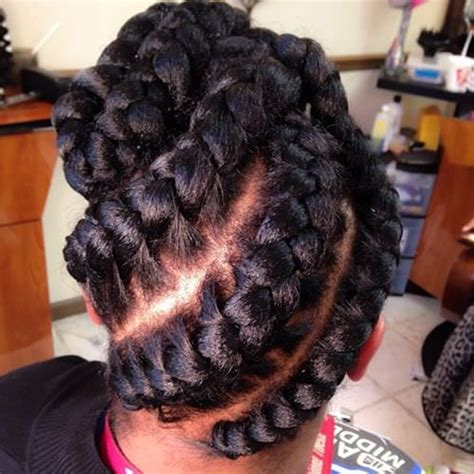 what is the best hair for goddess braids 55 of the most stunning styles of the goddess braid