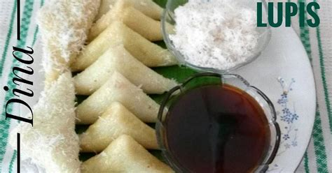 resep jajanan pasar enak  sederhana cookpad