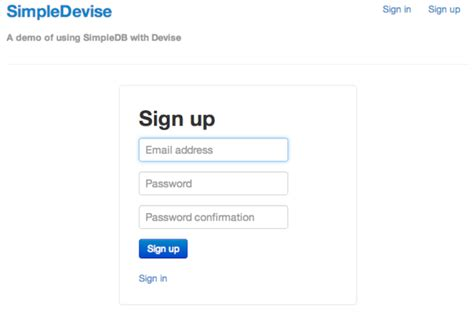 Mvc 5 Auto Logout by Styling Devise With Bootstrap Octolabs